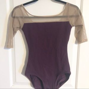 Baretto Dancewear Ballet leotard